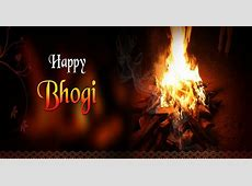 Happy Bhogi Wishes HD Images Wallpapers Bhogi 2018 SMS