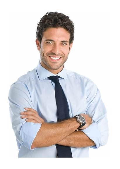 Businessman Franchise Senior Right Care