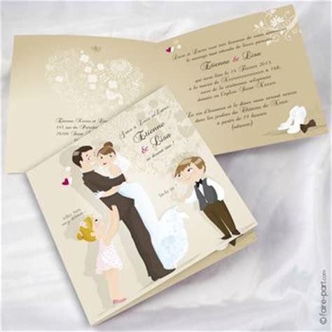 faire part de mariage original pas cher avec photo recherche faire part mariage mariage