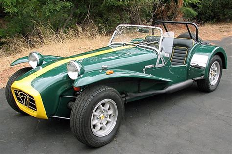 A History Of The Lotus Seven