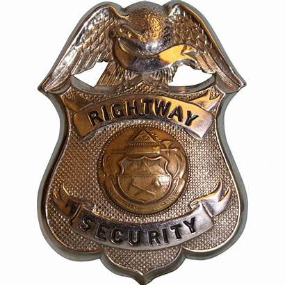 Badge Security Rightway