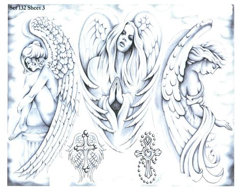 tattoo flash sheets google search ink pinterest