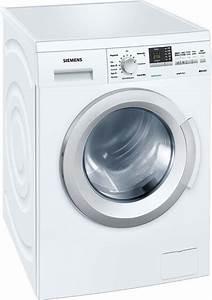 Waschmaschine Schmal Frontlader : siemens wm14q3g1 test frontlader waschmaschine ~ Sanjose-hotels-ca.com Haus und Dekorationen