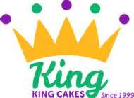 orleans mardi gras king cakes king king cakes