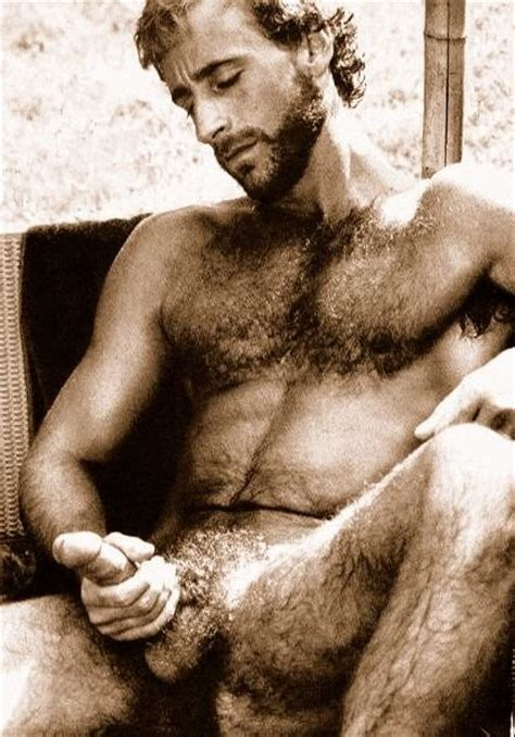 Porn Pic From Vintage Bw Gay Male Nude Naked