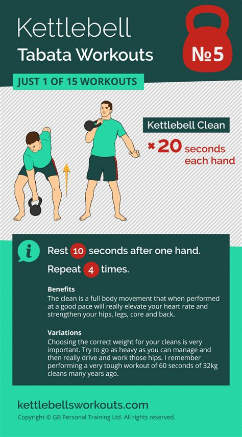 tabata kettlebell workout workouts training fat cardio burn circuit kettlebellsworkouts core exercise body challenge kettlebells fitness thruster bodyfit website fast