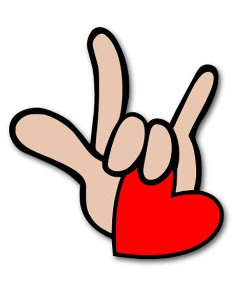 That only partially resolve my problem, as google chrome does not have the shortcut to 'back' one page. I Love You in ASL Sign Language SVG Digital File