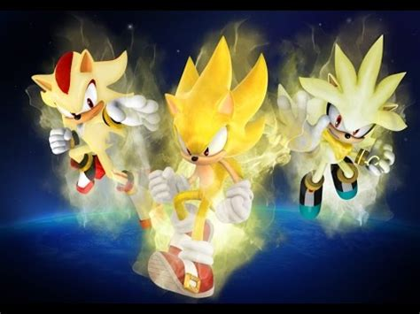 Sonic the Hedgehog Characters Clip Art