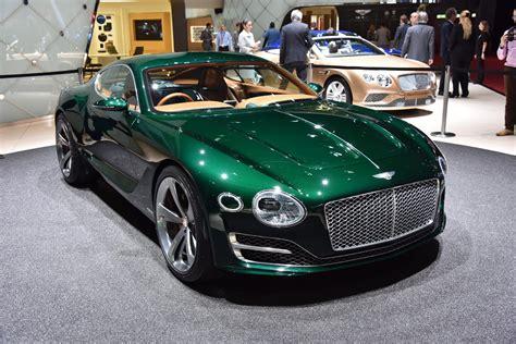 bentley concept car 2015 2019 bentley barnato sportscar confirmed based on exp 10