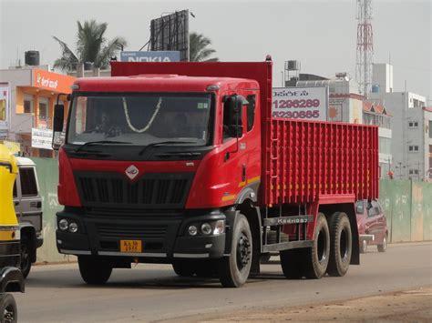 mahindra navistar trucks yeshwanth