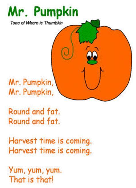 mr pumpkin song 134 | s mrpumpkin
