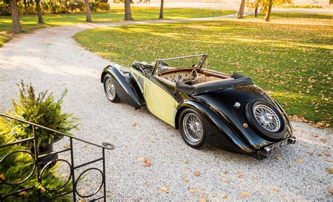 It is believed that the second of four atlantic bodies built by bugatti was fitted on chassis 57453. For Sale: Mint 1937 Bugatti Type 57S, expected to fetch over $8m | PerformanceDrive
