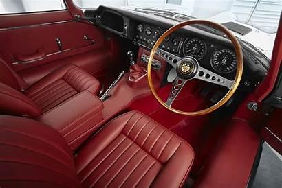 Type Jaguar Reborn Interior Restoration Series