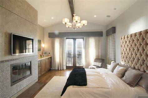 modern spanish mediterranean bedroom los angeles