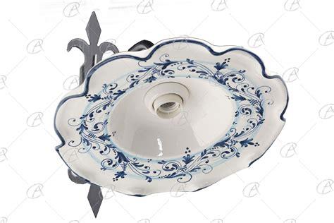 Applique Da Interni by Applique Da Parete Da Interni Ed Esterni L Antico Ceramiche