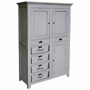 Meuble Rangement Cuisine : meuble de rangement cuisine elwood i pin massi achat ~ Melissatoandfro.com Idées de Décoration