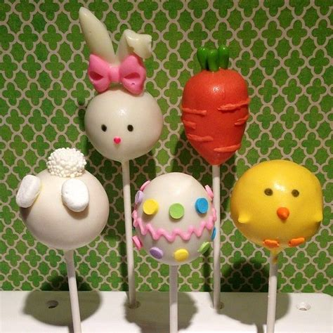easter cake pops easter cake pops pictures photos and images for facebook tumblr pinterest and twitter