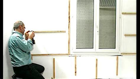 comment poser du lambris mural comment poser un lambris de bois bricolage maison jardin