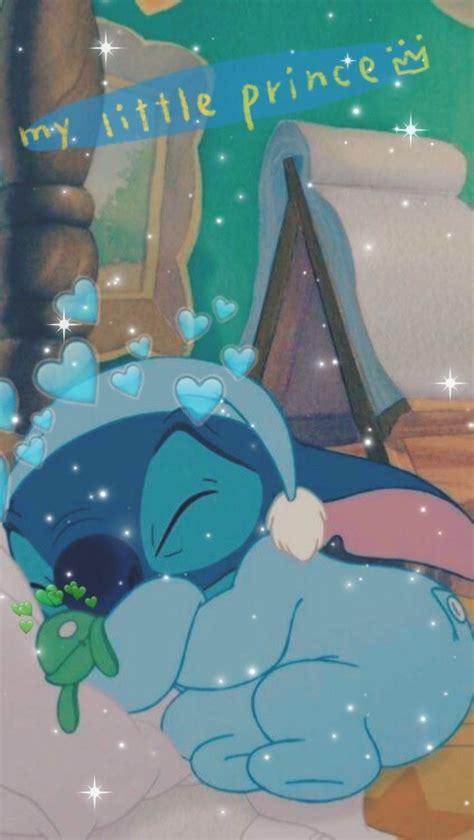 stitch aesthetic wallpaper    images cute