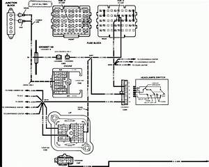 1990 Chevy Blazer Wiring Diagram