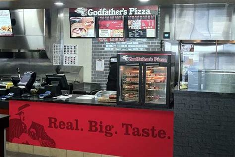 Love's Adding Godfather's Pizza Express Units To Stores In ...