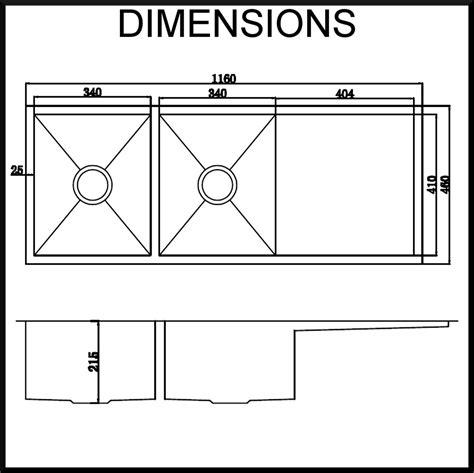 kitchen sink dimensions sink dimensions kitchen standard size kitchen sink