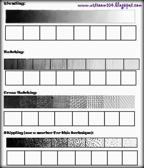all worksheets 187 pencil shading techniques worksheets