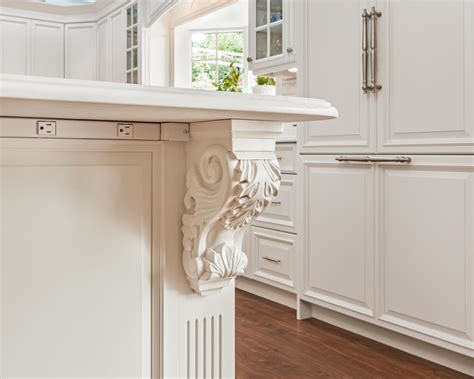 angled kitchen cabinets luxury white kitchen avon nj by design line kitchens 1251