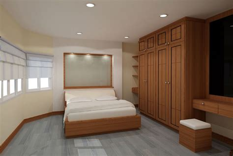 Small Bedroom Mirrored Wardrobes, Small Spaces Ideas