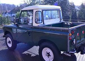 Land Rover Series 2 1958 Maintenance  Restoration Of Old  Vintage Vehicles  The Material For New