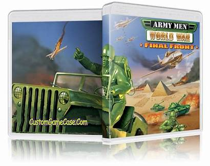 War Army Ps1 Final Playstation Case Psx