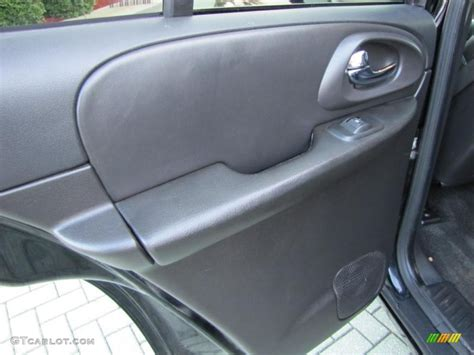 2007 Chevrolet Trailblazer Ss Interior Photo #38080315
