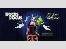 Hocus Pocus 3D Live Wallpaper Android Forums at