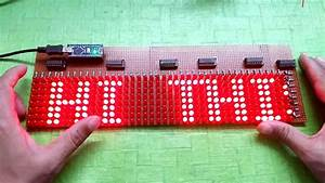 Arduino Tutorial By Manmohan Pal  How To Make Scrolling
