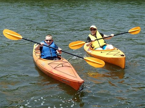 Pa Kayak Boat Launch Permit by Kayak Vs Canoe What Is The Difference