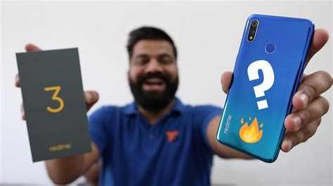 realme 3 unboxing look best performance in