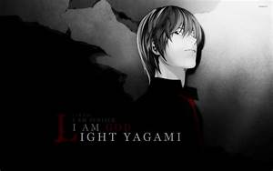 Light - Death Note [3] wallpaper - Anime wallpapers - #13913