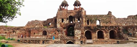 Purana Qila - Old Fort, New Delhi | Things to do in New Delhi