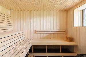 Modern Villa Interior Sauna 1 Interior Design Ideas
