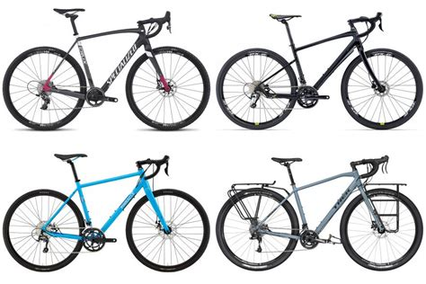 Cyclocross Bikes V Gravel/adventure Bikes