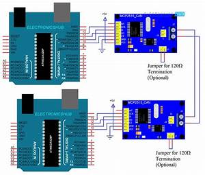 Arduino Mcp2515 Can Bus Interface Tutorial
