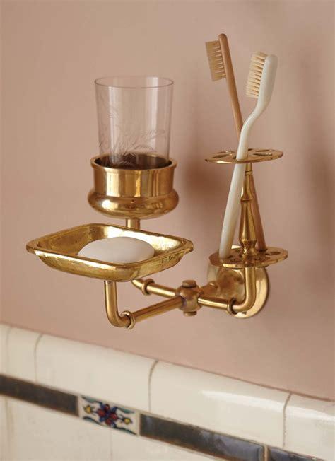 Solid Brass Bathroom Fixtures by Solid Brass Bath Trio Wall Hanger Design By Sir Madam