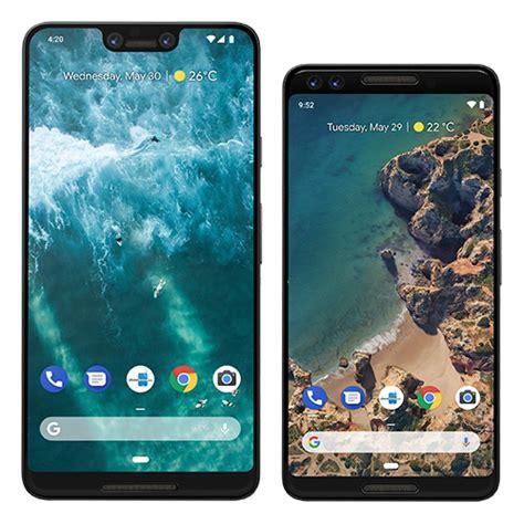 pixel 3 and pixel 3 xl design specs price