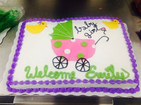 baby shower cakes at walmart babies cakes and walmart on