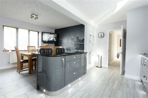 Bespoke Kitchen Design & Build  Chris Sharp Cabinets Lincoln
