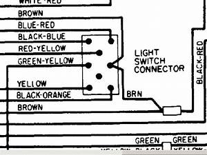 1972 Ford F100 Ignition Switch Wiring Diagram
