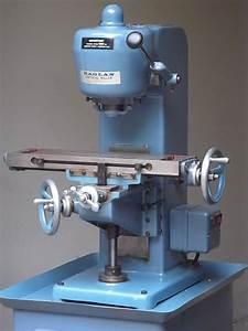 Sold  Raglan Vertical Small Milling Machine Metric