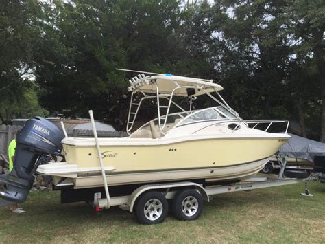 Boat Cushions Charleston Sc by Scout Boats For Sale In Charleston South Carolina