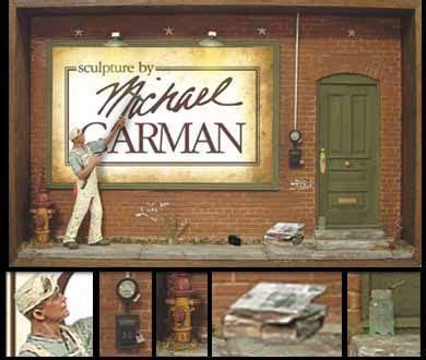 michael garman studio colorado springs shadowbox