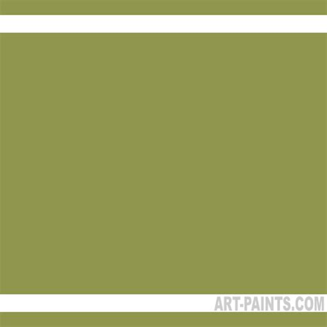 Olive Green Artist Oil Paints  363  Olive Green Paint